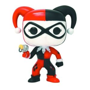 Harley Quinn Glow In The Dark Vinyl Figure